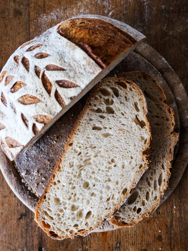 My favourite sourdough recipe | Hello Victoria
