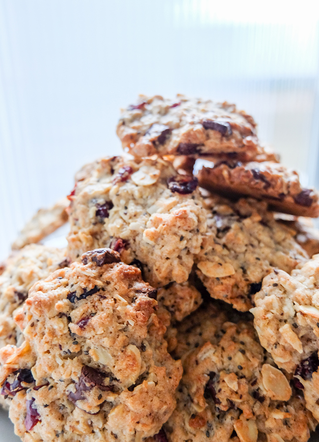 Lactation cookies | Hello Victoria
