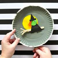 Paper Plate Halloween Crafts Pictures to Pin on Pinterest ...