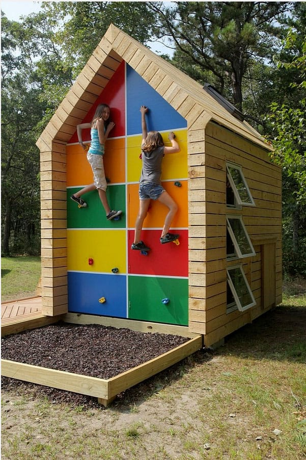 Hello Wonderful 12 AMAZING ROCK CLIMBING WALLS FOR KIDS