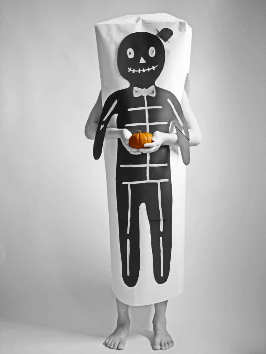 Easy Make Home Halloween Costume Ideas