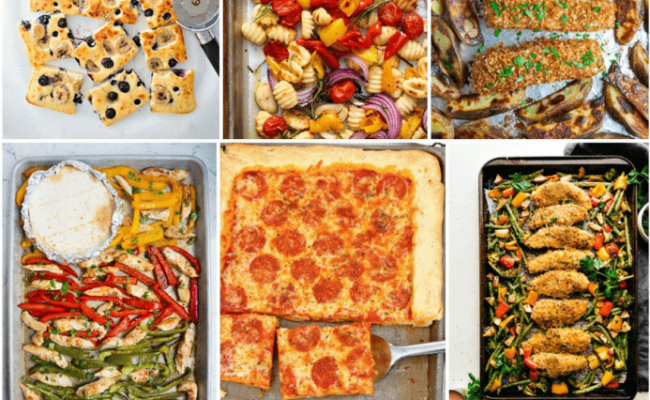 10 Delicious Sheet Pan Recipes Kids Will Love
