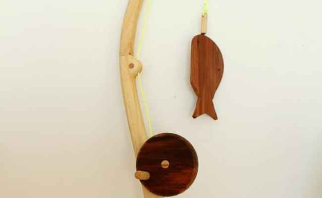 Beautiful Handcrafted Wooden Toys From Needle And Nail