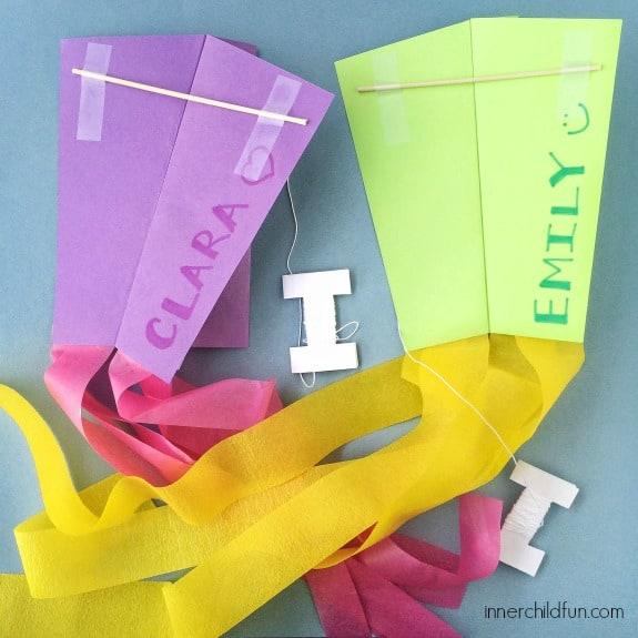 10 Fun Ways To Make A Kite