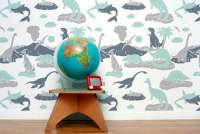 5 MODERN KIDS' WALLPAPER DESIGNS
