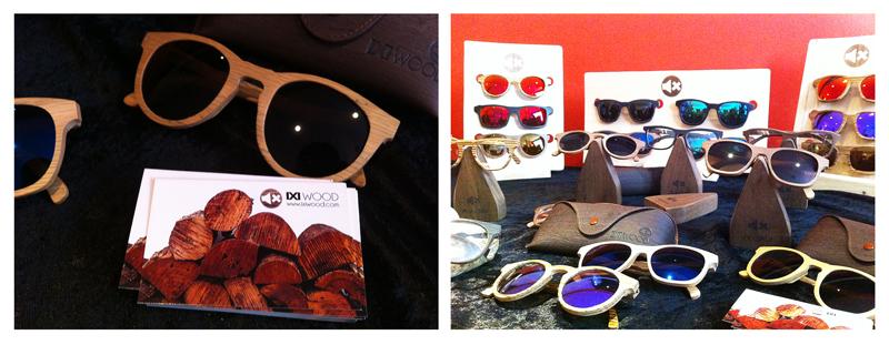 Les lunettes originales de IXI Wood