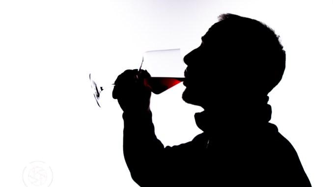 Der Weintrinker