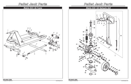 Pallet Jack Parts Diagram Pallet Racks Diagram Wiring