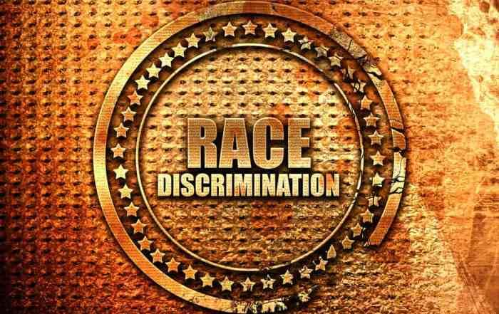 Race discrimination erodes company