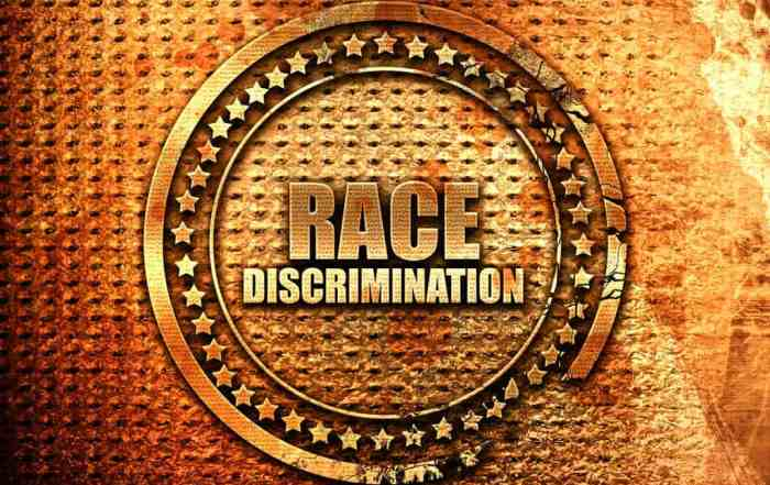 Race discrimination erodes company