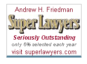Seriously Outstanding rated Super Lawyer Los Angeles.