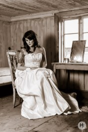 Model: Andrea Næss