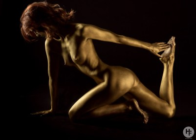 "From the serie ""Golden Girl"""
