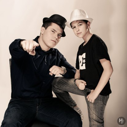 Cool brothers