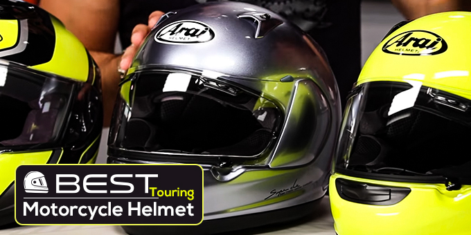 Best Motorcycle Helmet For Touring | A Blend of Safety & Comfort - Helmet  Friki