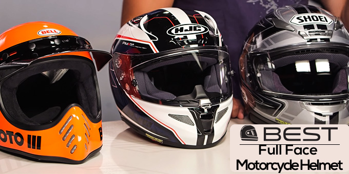 Best Full Face Motorcycle Helmet 1