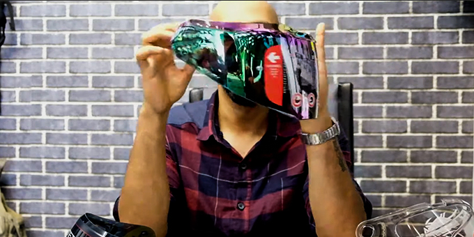 How to Find What Kind of Visor I Need for My Motorcycle Helmet