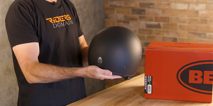 What is the Lowest Profile Motorcycle Helmet