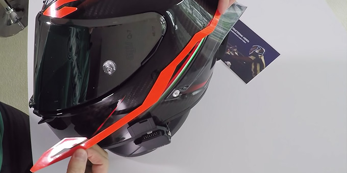 How Can I Make My Motorcycle Helmet More Visible