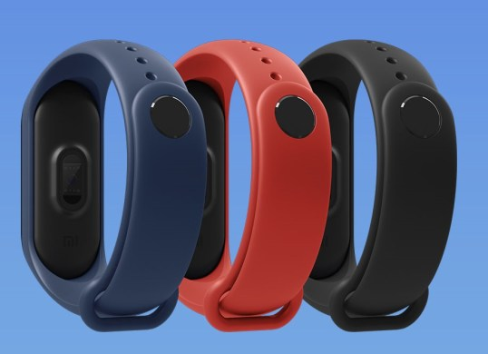 mi band 3 stylish