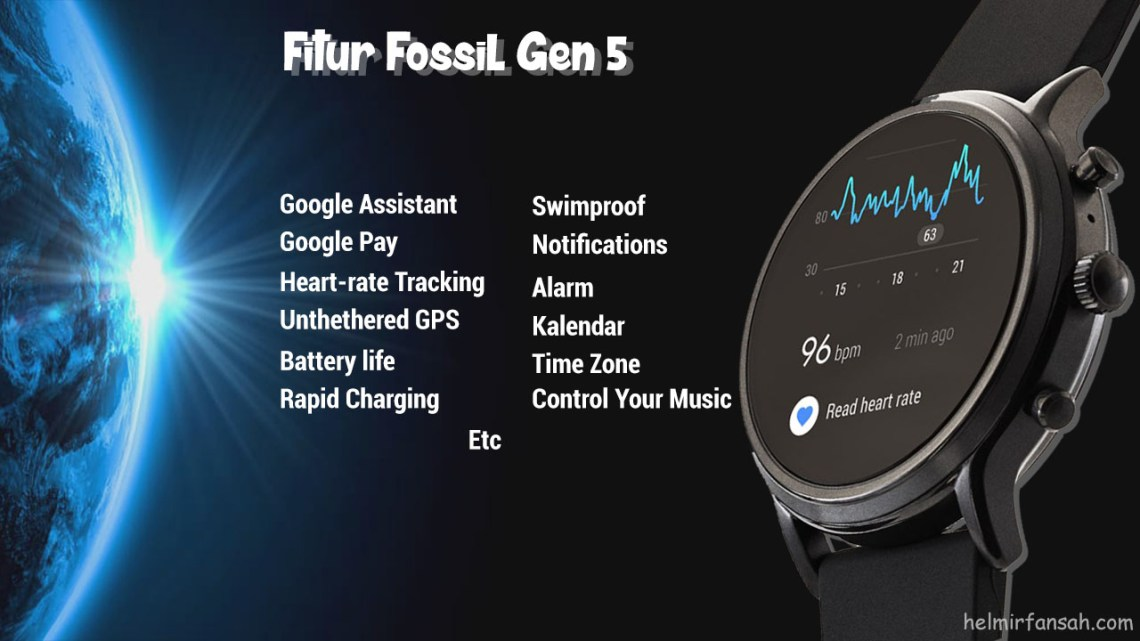 Fitur fossil