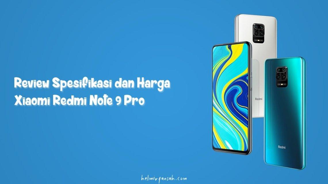 Review Spesifikasi dan Harga Xiaomi Redmi Note 9 Pro-min