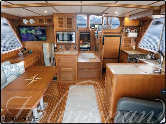 HELMSMAN  Helmsman Trawler Yachts