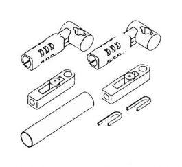 K56 kit for C2/C8/C0 cables on Mercury Ultraflex