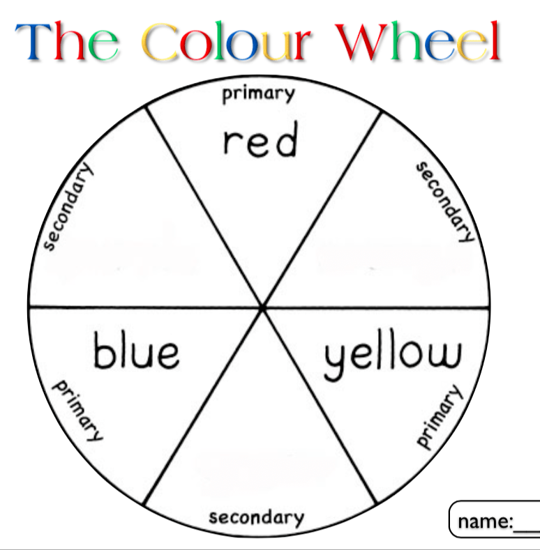 Art Element: Lets Learn About Colour