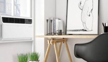 LG Smart Window AC Unit