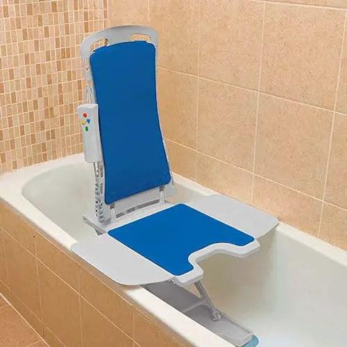 How Do Bath Lifts Work  Help  Wellness
