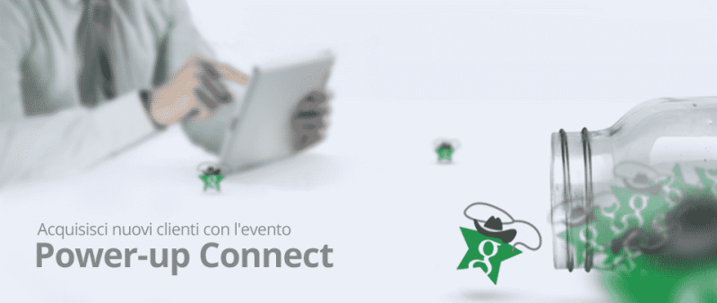Power Up Connect
