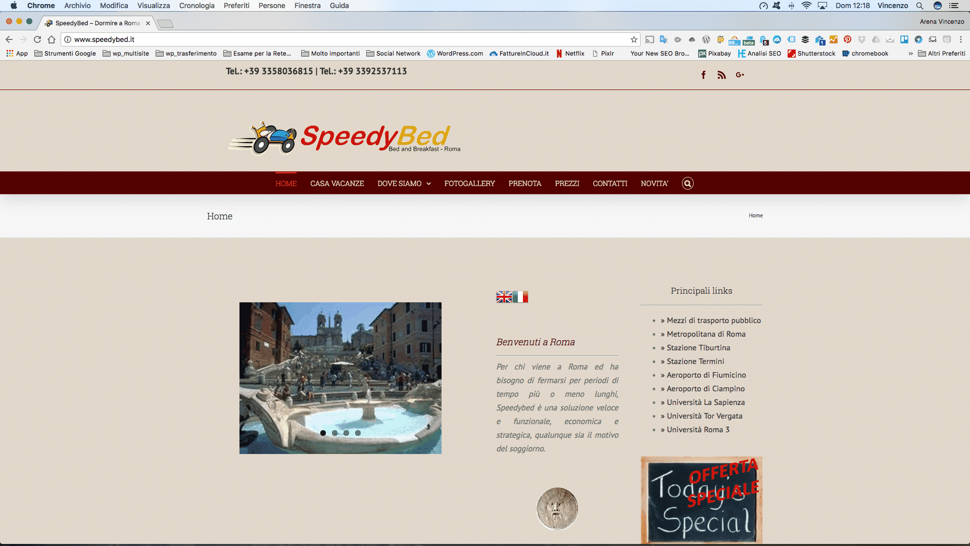 Speedybed - Le Muse bnb