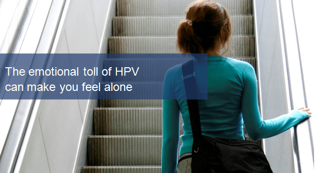We Know the Emotional Toll of HPV