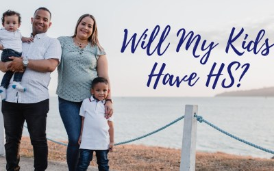 Will My Kids Have HS?