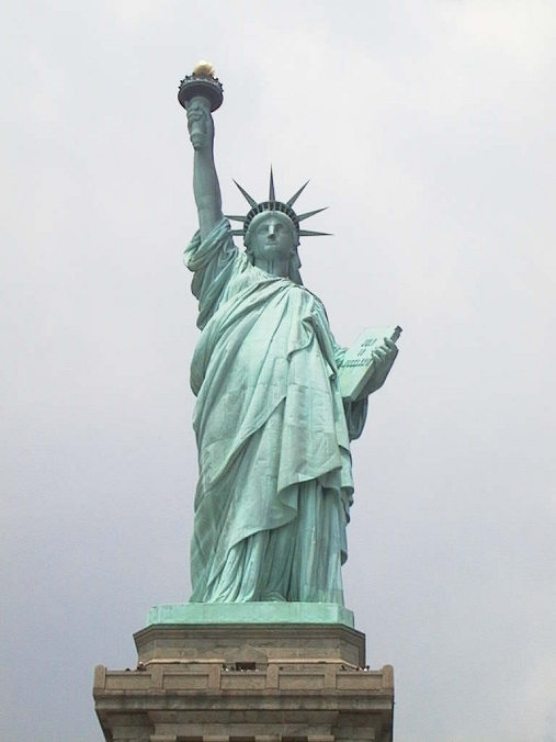 The Statue of Liberty Must Be Destroyed   Blogs 4 Huckabee