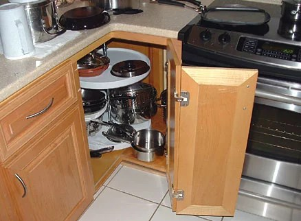 Kitchen Storage Cabinets – Make Your Kitchen More Spacious – The