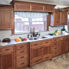 Mission Kitchen Cabinets Ikea Stainless Steel Shelves For Style With Simplicity The Blog Nice Big