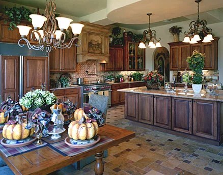 tuscan style kitchen island lighting ideas design for a beautiful tuscany oak cabinets in combination with stone counters backsplashes and floor