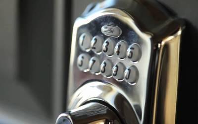 Are keyless locks better than regular front door locks?