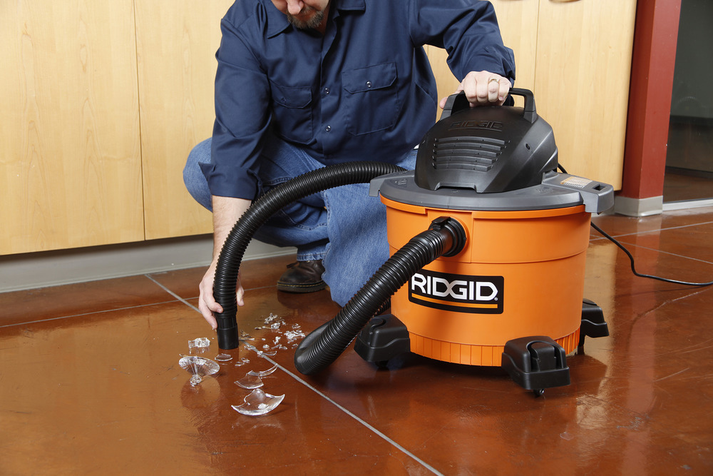 Best wet-dry vac for the money … depends on your budget