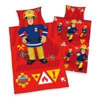 Feuerwehrmann Sam Bettwsche, Badetcher & Teppich
