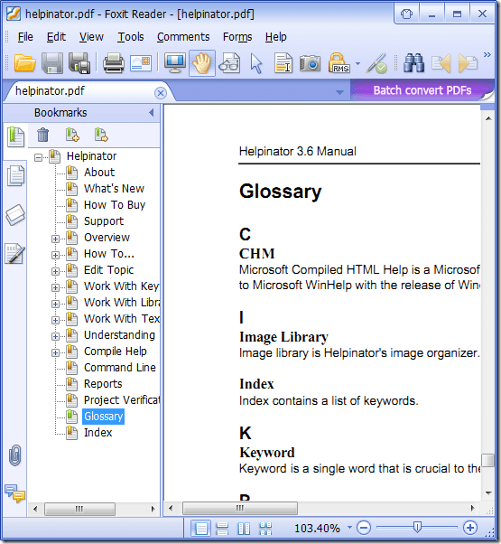 pdfglossary