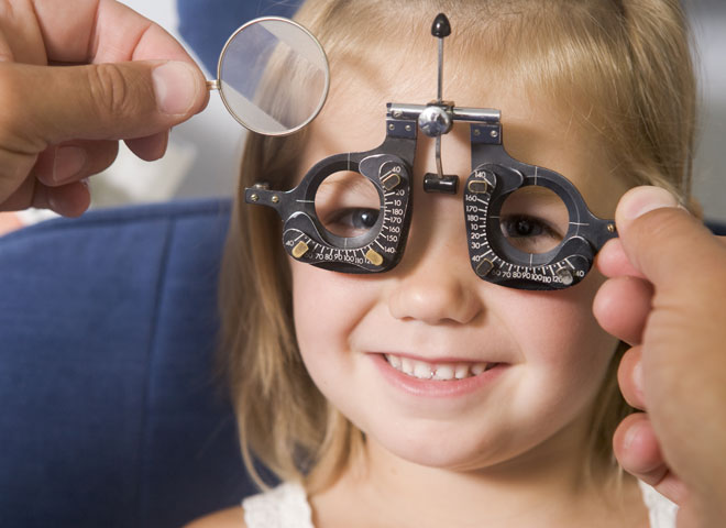 Giving the Gift of Clear Vision