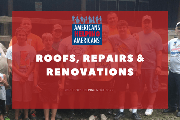Roofs, Repairs and Renovations *Flipbook Inside*