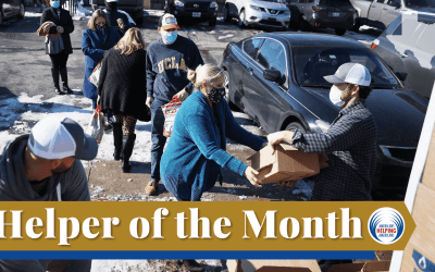 Helper of the Month