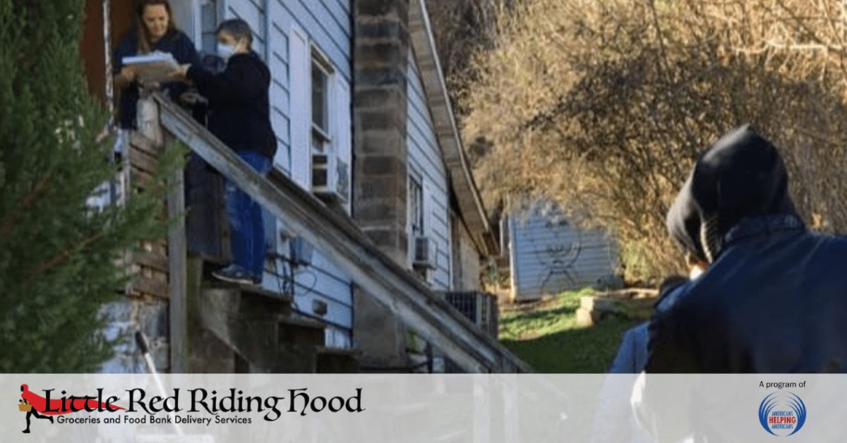 Introducing the Little Red Riding Hood Food Delivery Program in Beattyville, Kentucky