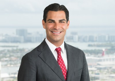Our new City of Mayor Francis Suarez