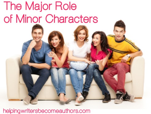major role of minor characters