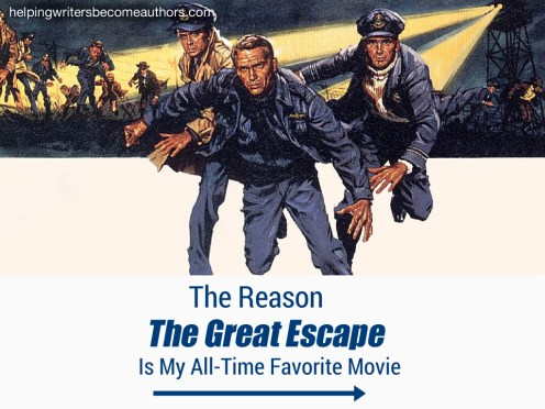 The Reason the Great Escape Is My All-Time Favorite Movie